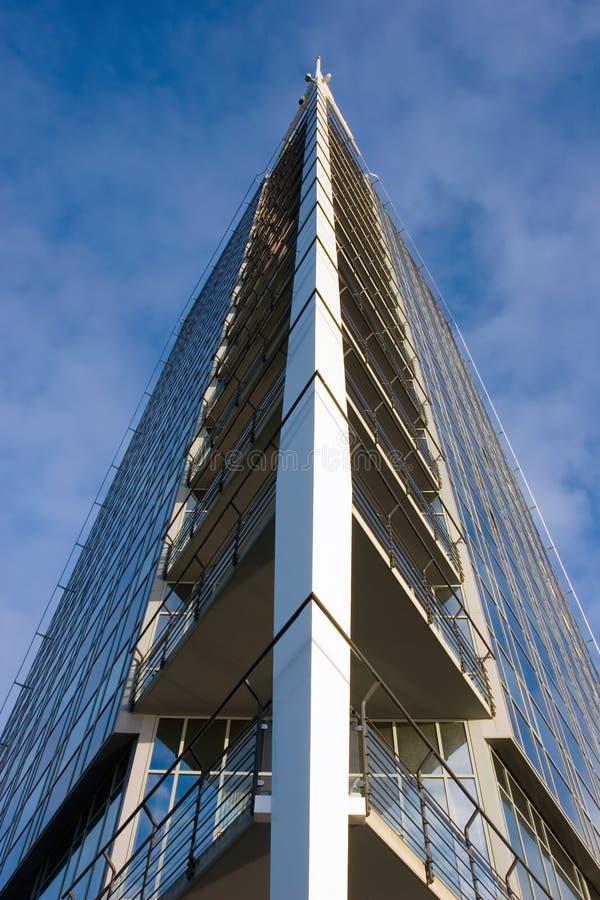 Segel-Hotel lizenzfreies stockfoto