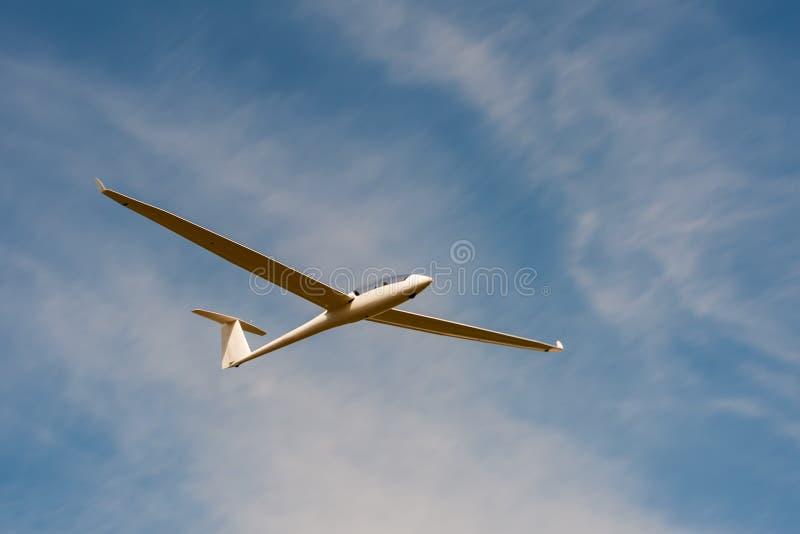 segelflugzeug lizenzfreie stockfotografie
