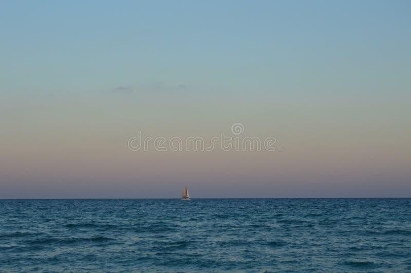 segeln stockbild