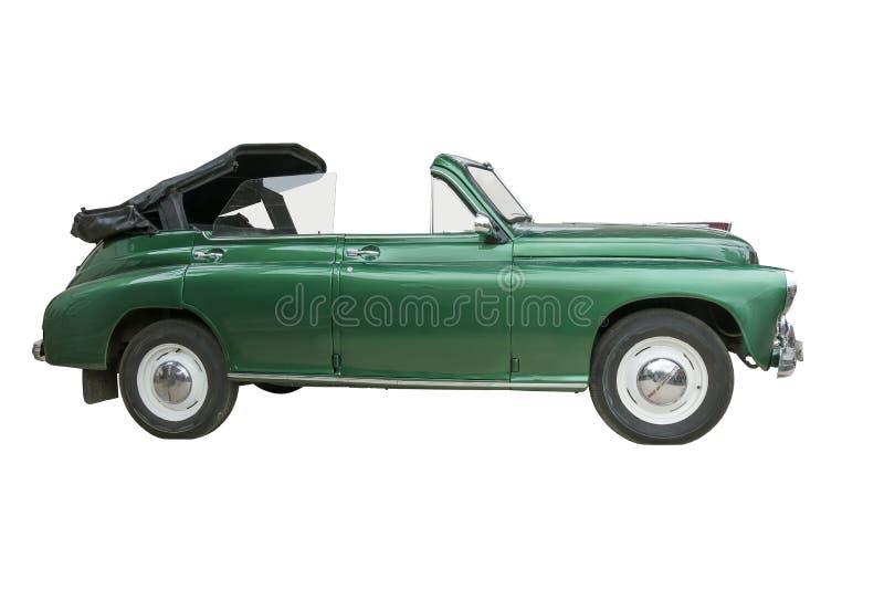 Seger för bil M-20 cabriolet royaltyfri fotografi