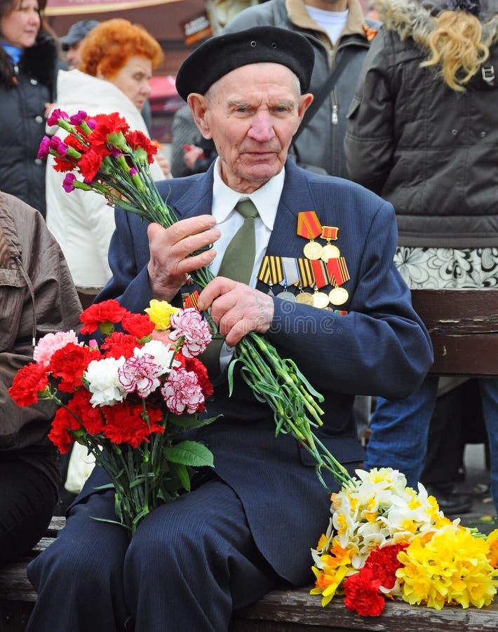 Segerdag, Lettland royaltyfri foto