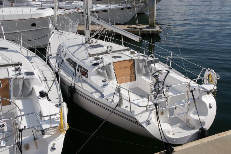 segla för fartyg royaltyfri bild