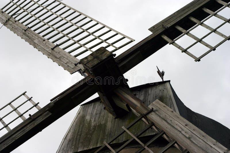 seglar windmillen royaltyfria foton