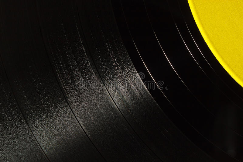 Download Segment of vinyl record stock image. Image of detail - 28698055