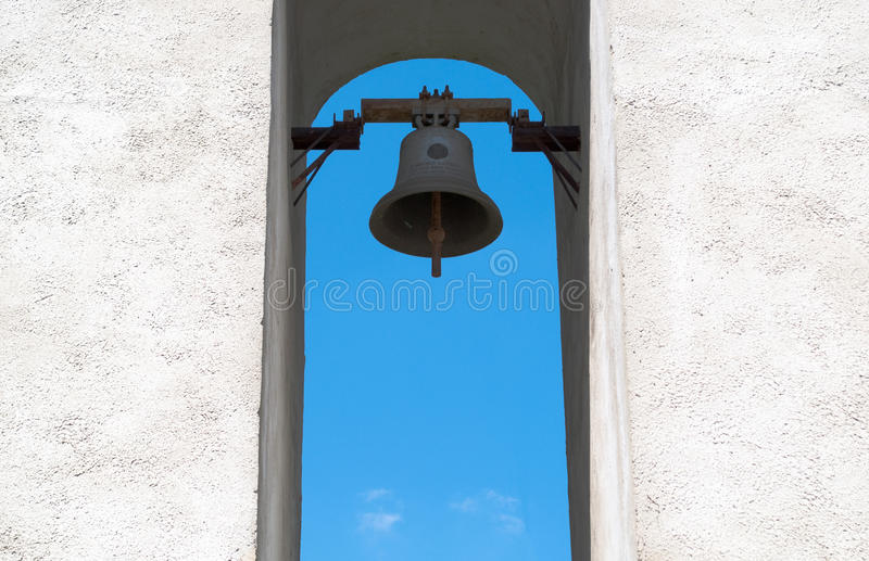Segnalatore acustico di chiesa fotografie stock libere da diritti