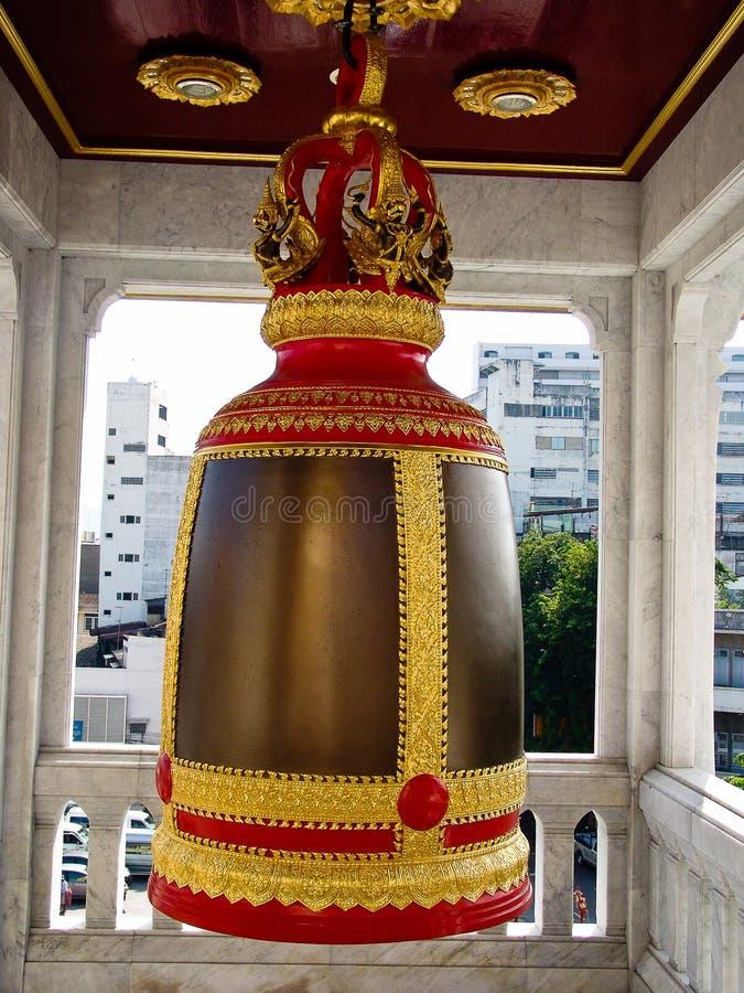 Segnalatore acustico tailandese fotografie stock libere da diritti