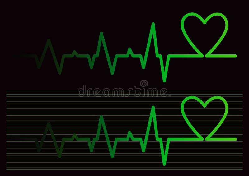 Segnale del cuore royalty illustrazione gratis