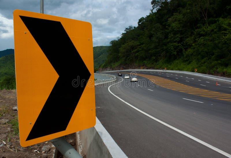Segnali stradali immagine stock libera da diritti