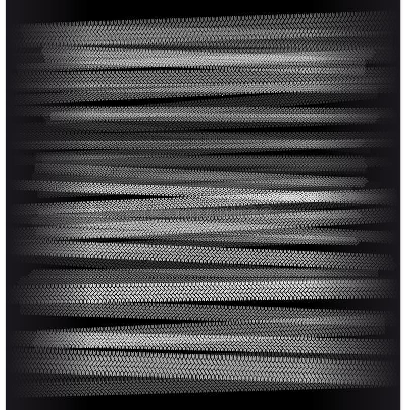 Segni della gomma illustrazione di stock