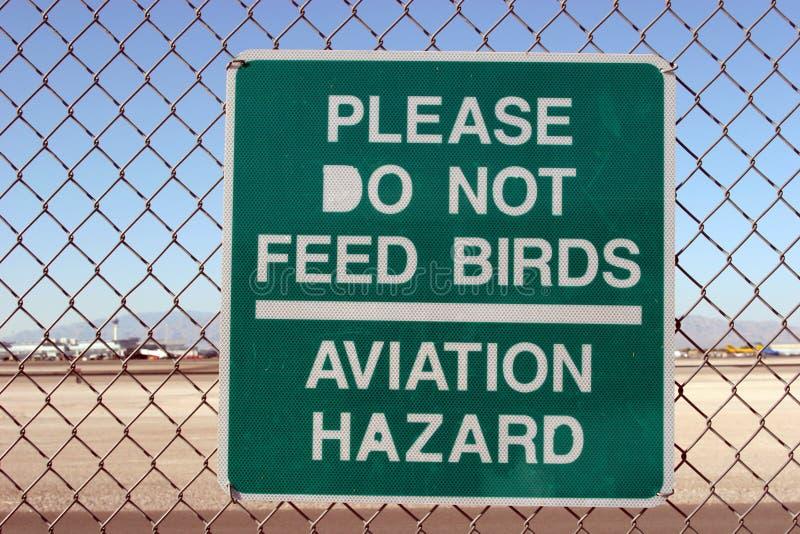 Segno di aeronautica immagine stock libera da diritti