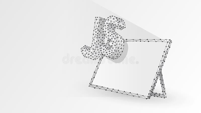 Segno di lingua di codifica di Java Script sullo schermo bianco della compressa Dispositivo, programmando, concetto di sviluppo E illustrazione di stock