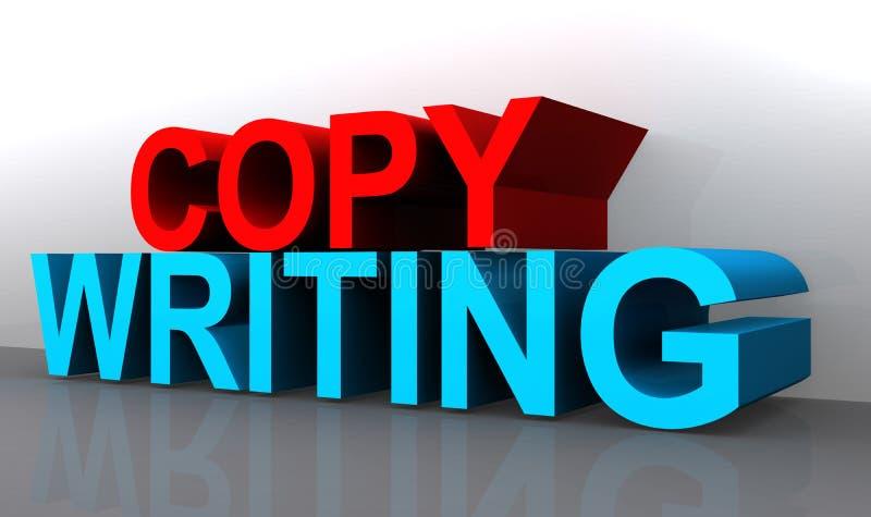 Segno di scrittura di copia royalty illustrazione gratis