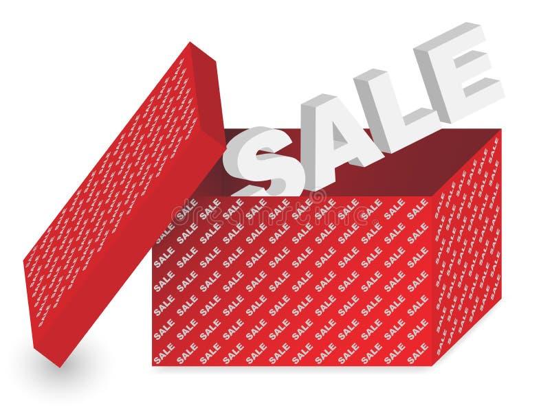 Segno di vendita royalty illustrazione gratis