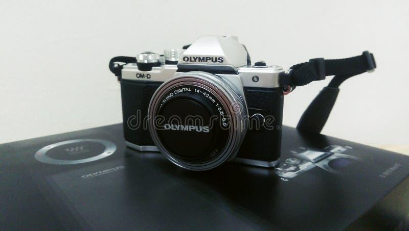 Segno II di Olympus OM-D 10 immagine stock libera da diritti
