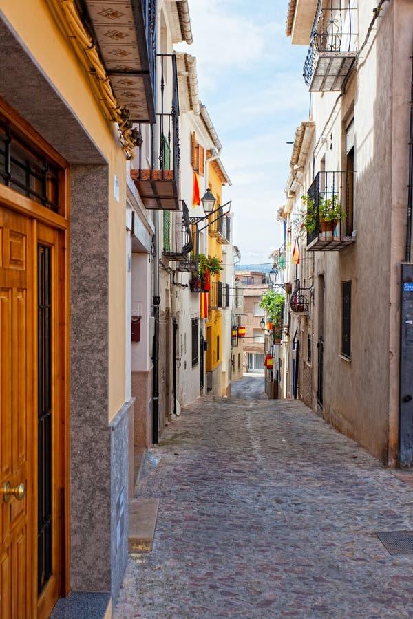 Segorbe, Spanien lizenzfreies stockbild