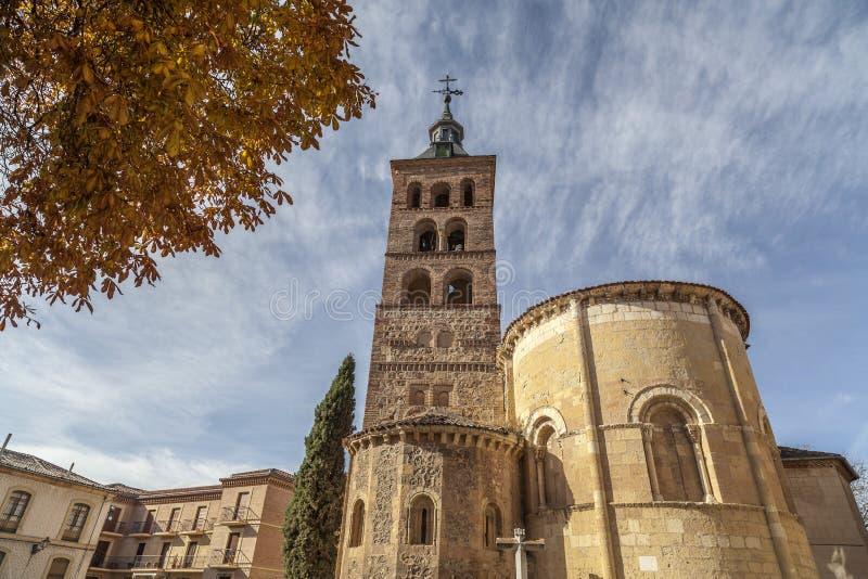Segovia, Καστίλλη Leon, Ισπανία στοκ εικόνα με δικαίωμα ελεύθερης χρήσης