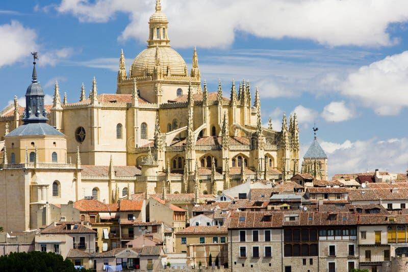 Segovia royalty free stock image