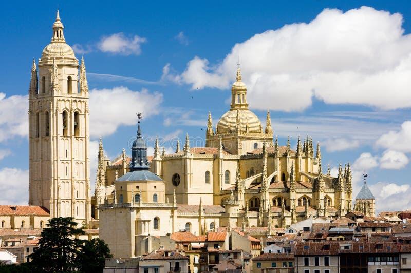 Segovia fotos de archivo libres de regalías