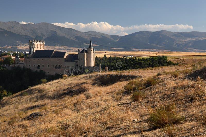 Segovia stockbilder