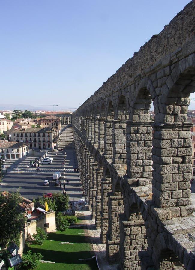Segovia royalty free stock photo