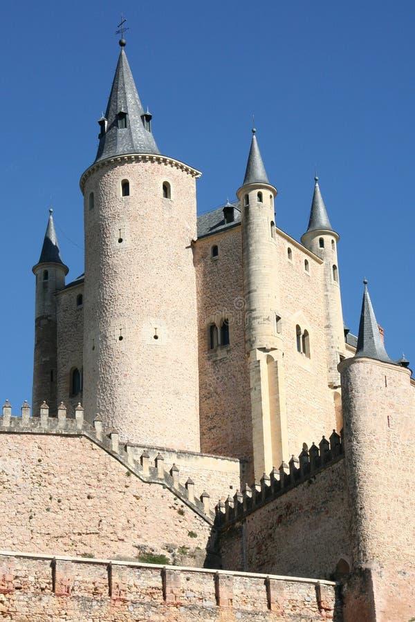 Segovia royalty-vrije stock foto