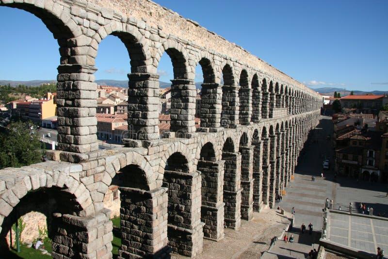 Segovia imágenes de archivo libres de regalías