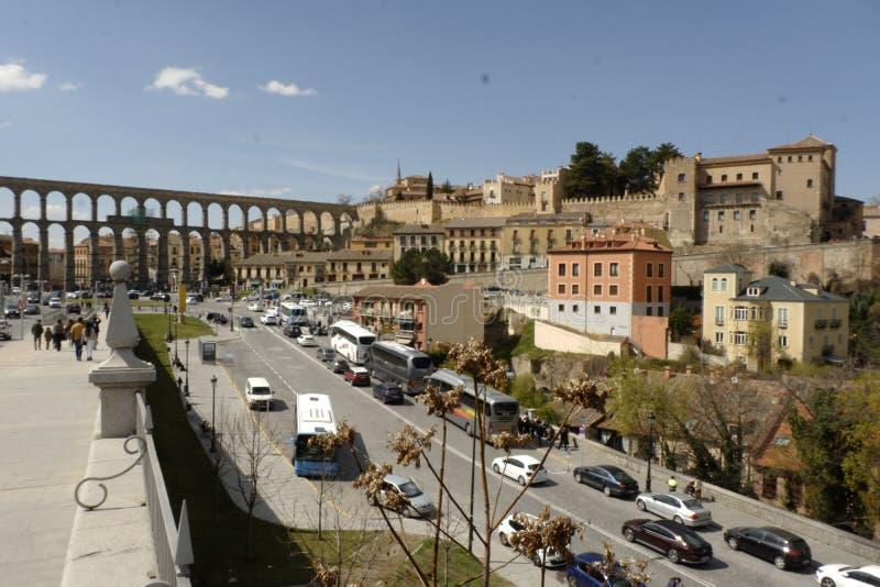 Segovia, Hiszpania zdjęcia royalty free