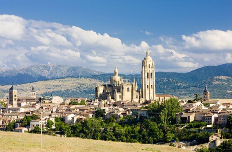 Segovia, Oliven?lseife und Leon, Spanien stockfoto