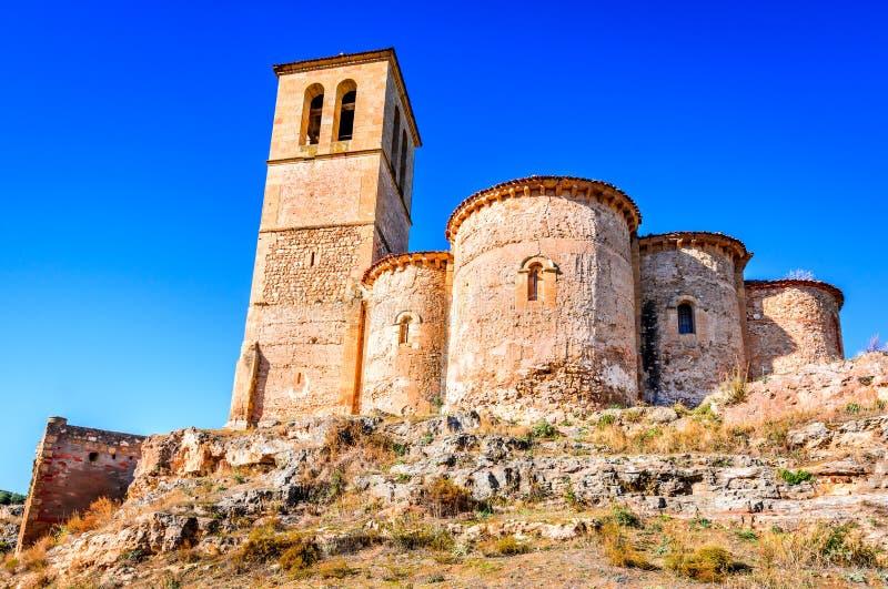 Segovia, Spagna fotografia stock