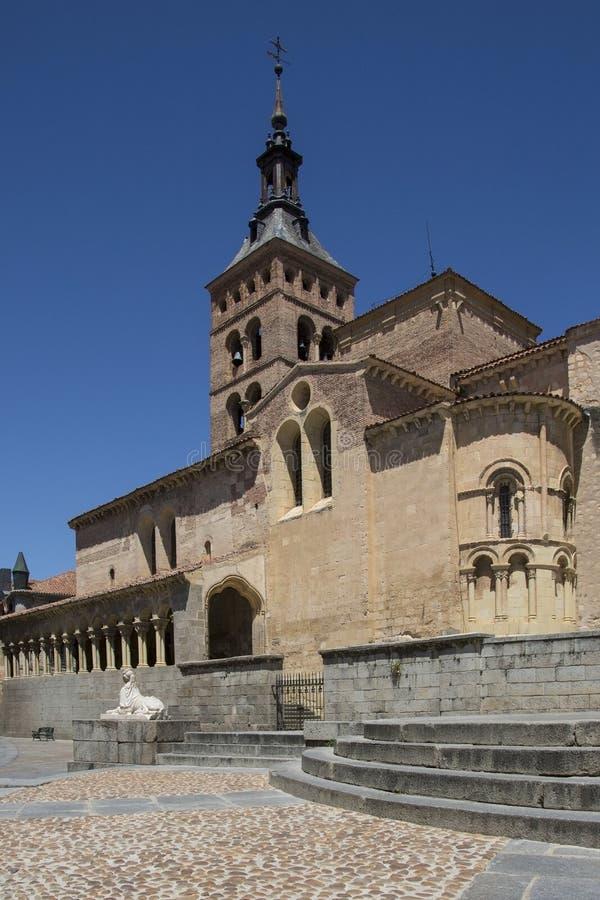 Download Segovia - Spain stock image. Image of spire, segovia - 26611485