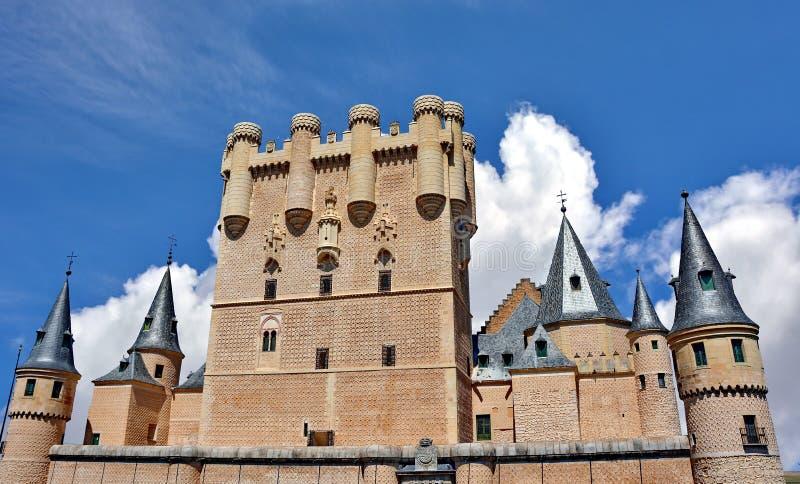 Segovia Spain royalty free stock images
