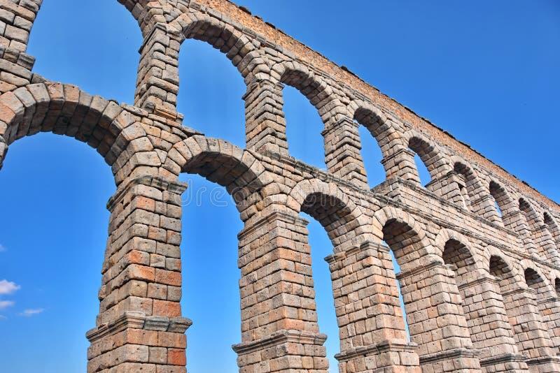 Segovia Spain royalty free stock photo