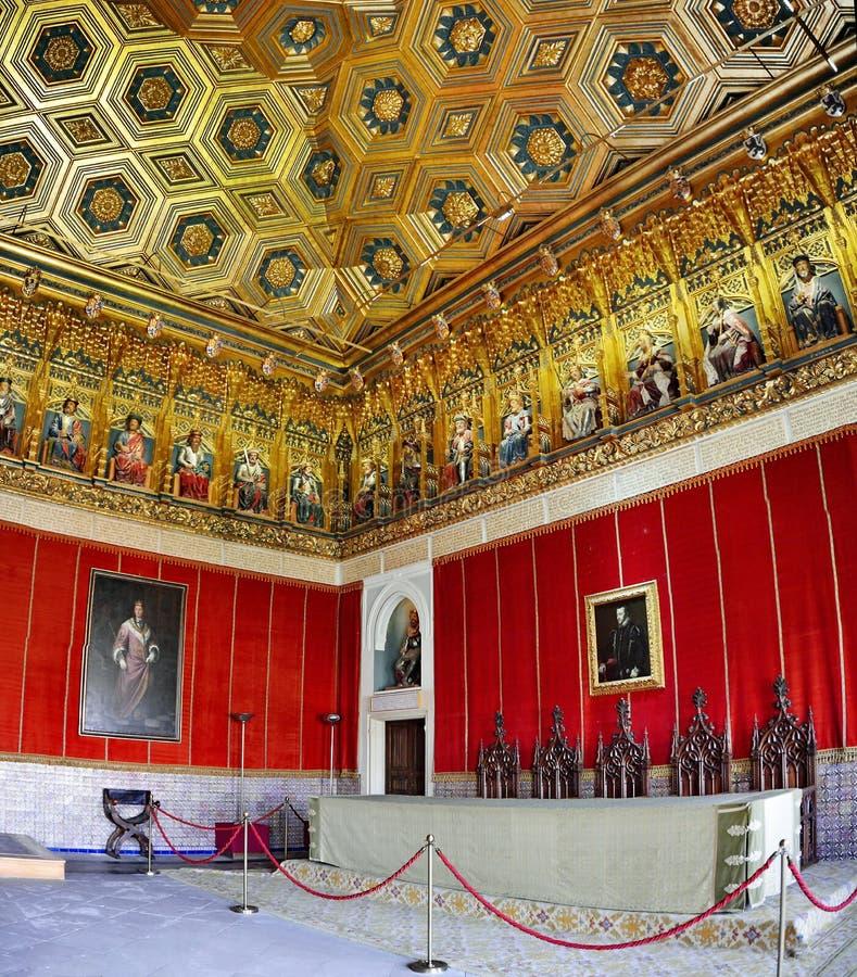 Segovia Spanje royalty-vrije stock foto