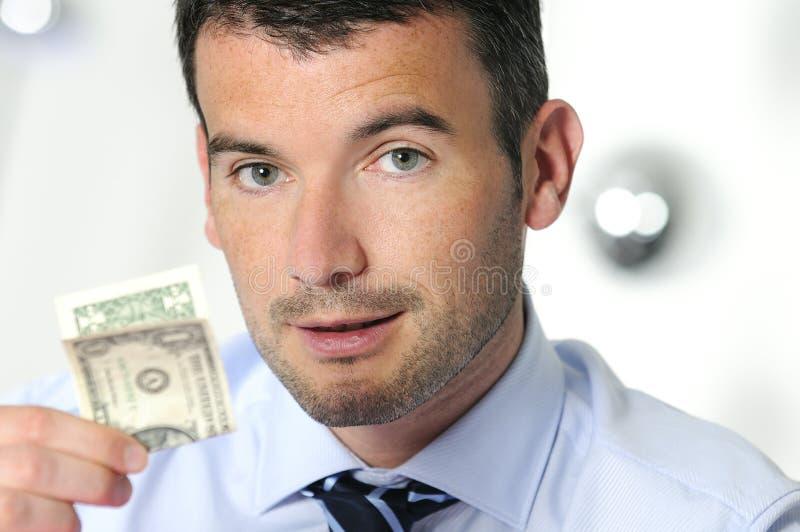 segra för dollar royaltyfri bild