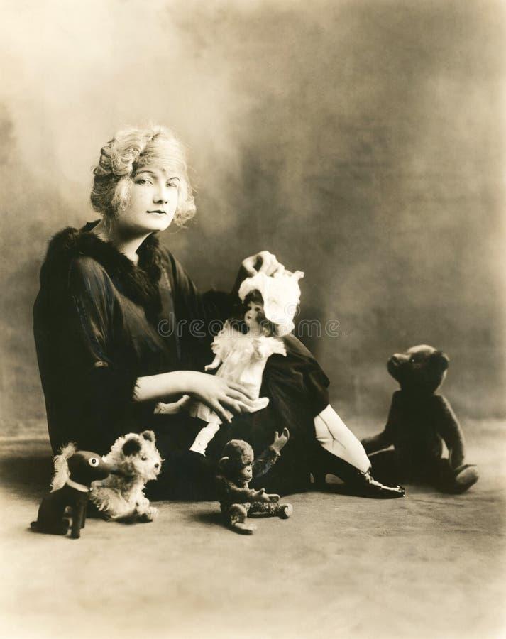Segunda niñez imágenes de archivo libres de regalías