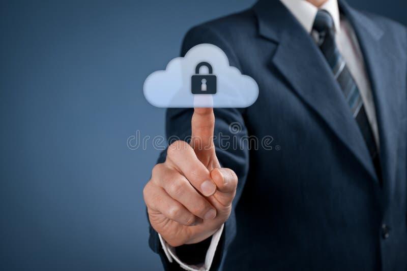 Segurança de dados da nuvem
