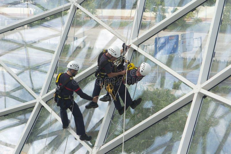 Segurança do lugar de trabalho