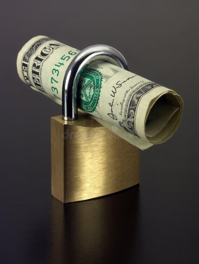 Segurança financeira fotos de stock