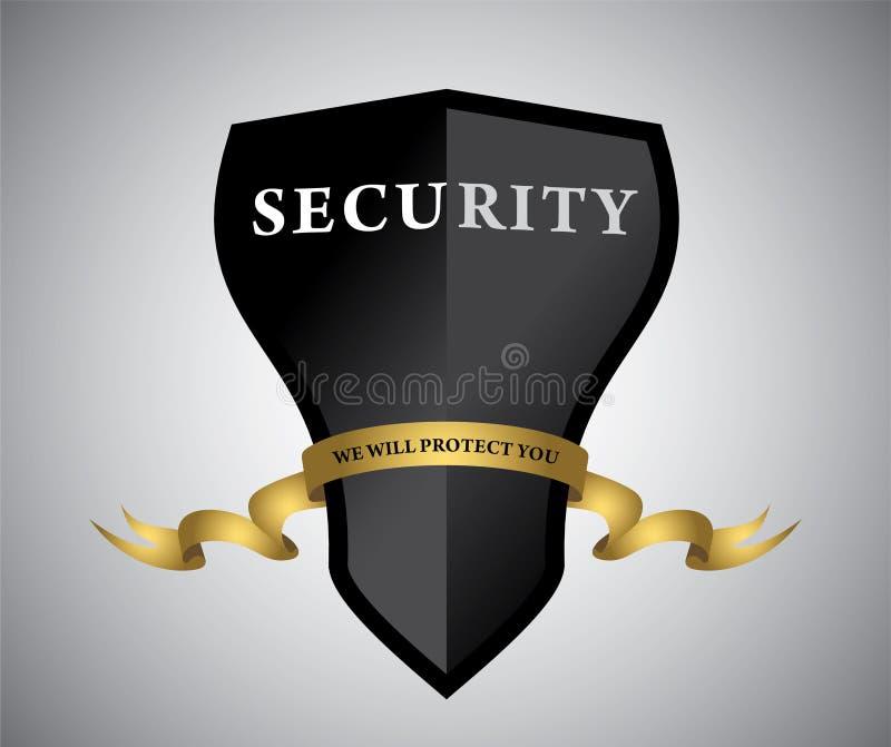 Seguridad foto de archivo