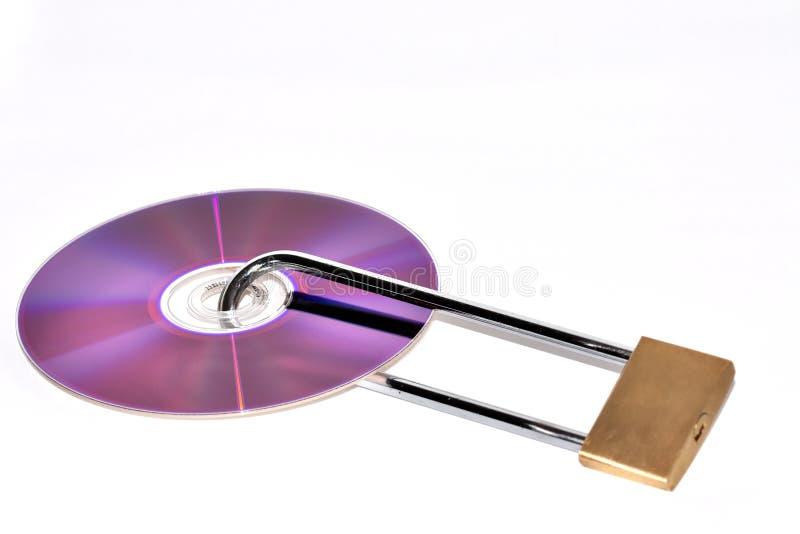 Seguridad de datos foto de archivo