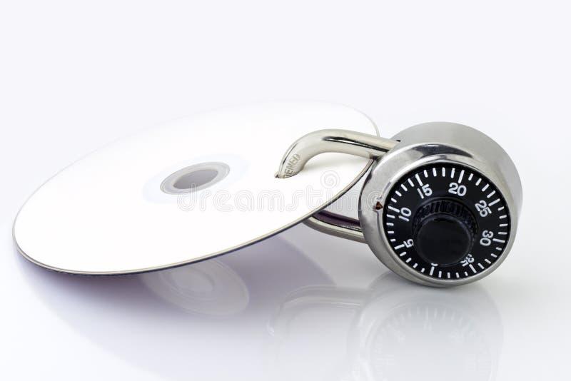 Seguridad del almacenaje imágenes de archivo libres de regalías