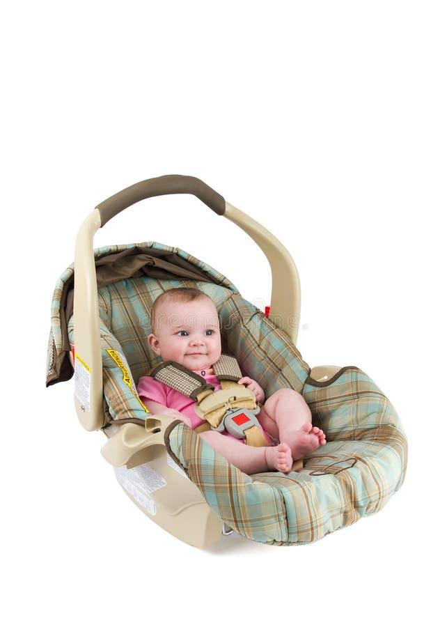 Seguridad del bebé fotografía de archivo