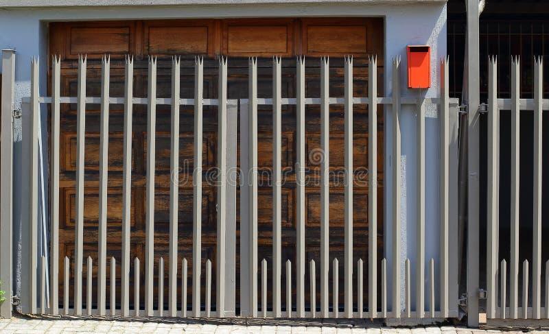 Seguridad en el hogar para proteger activos y vida fotografía de archivo libre de regalías