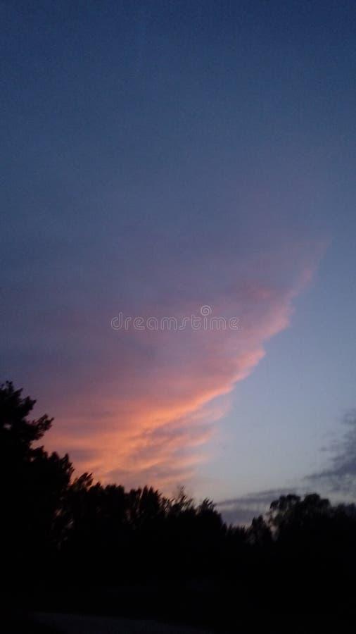 sehen Sie den Himmel stockfotos