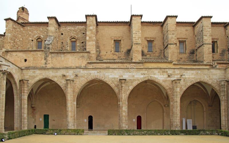Sehen Sie die Mitte der zeitgenössischen Kultur 'Mitte del Carme an stockfotos