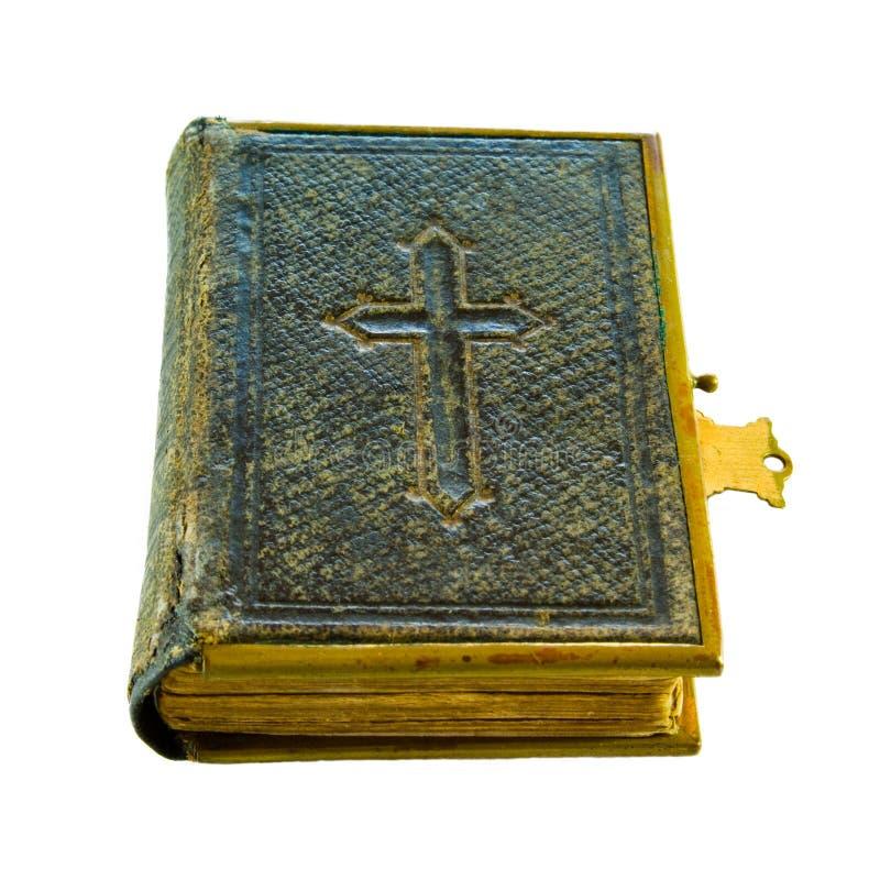 Sehr alte Bibel stockfotografie