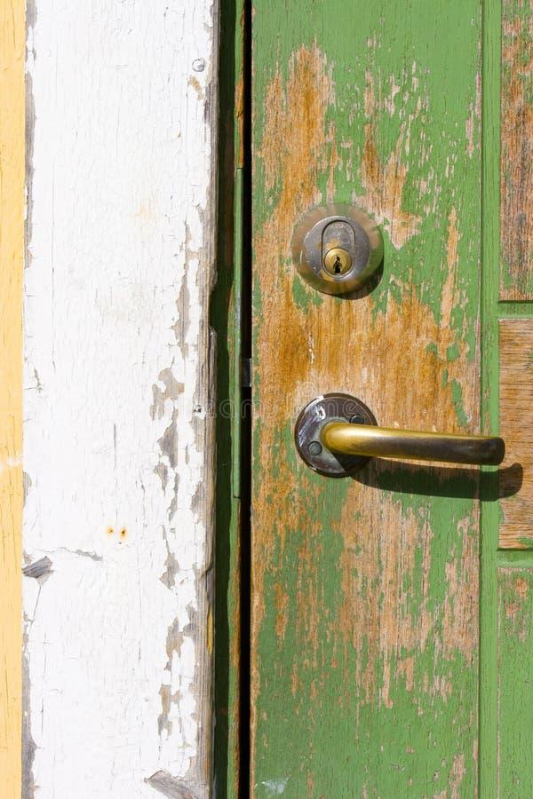 Sehr Alte Tür Kostenlose Stockfotos