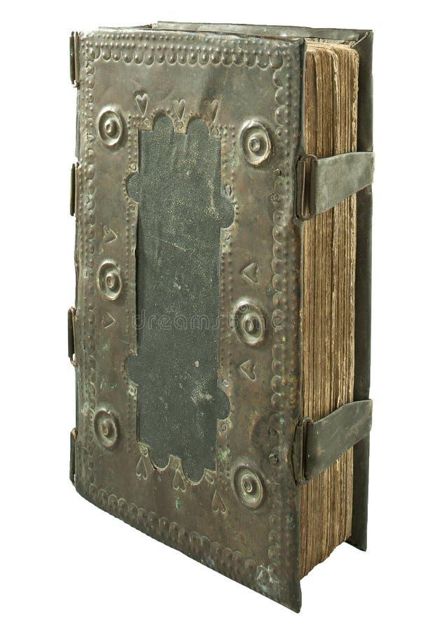 Sehr altes Buch lizenzfreie stockfotos