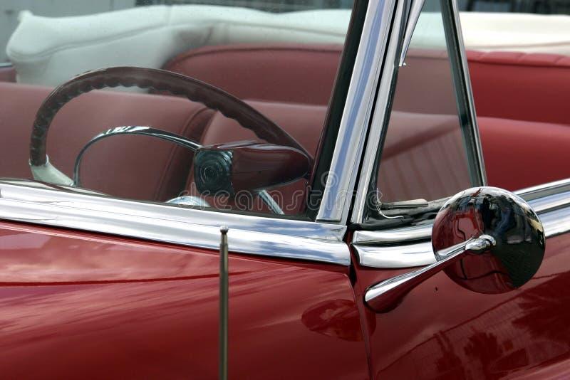 Sehr kühles klassisches Auto stockbilder