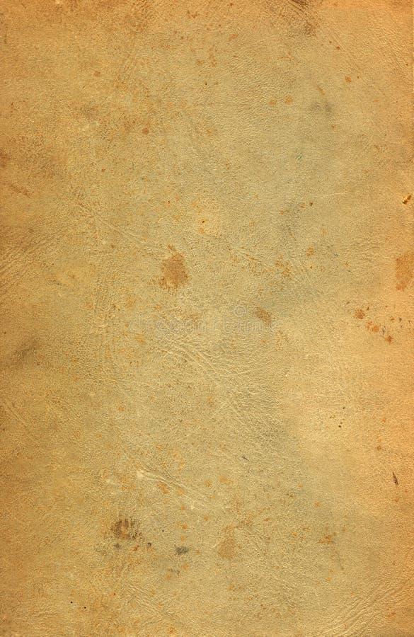 Sehr rauer befleckter Papierhintergrund - XL-Größe lizenzfreie stockbilder